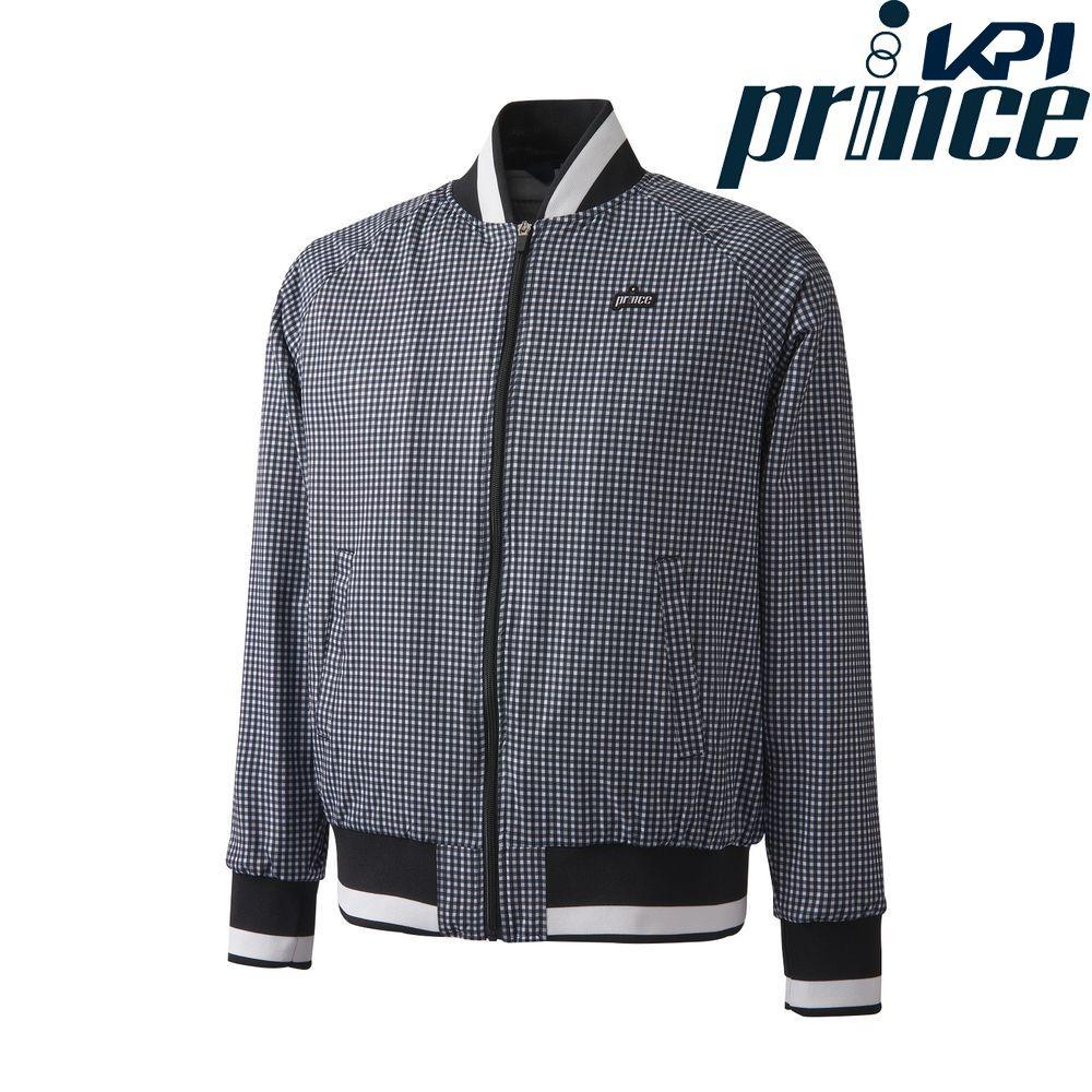 【最大4000円クーポン】プリンス Prince テニスウェア ユニセックス ジャケット WU8614 2018FW 9月下旬発売予定※予約
