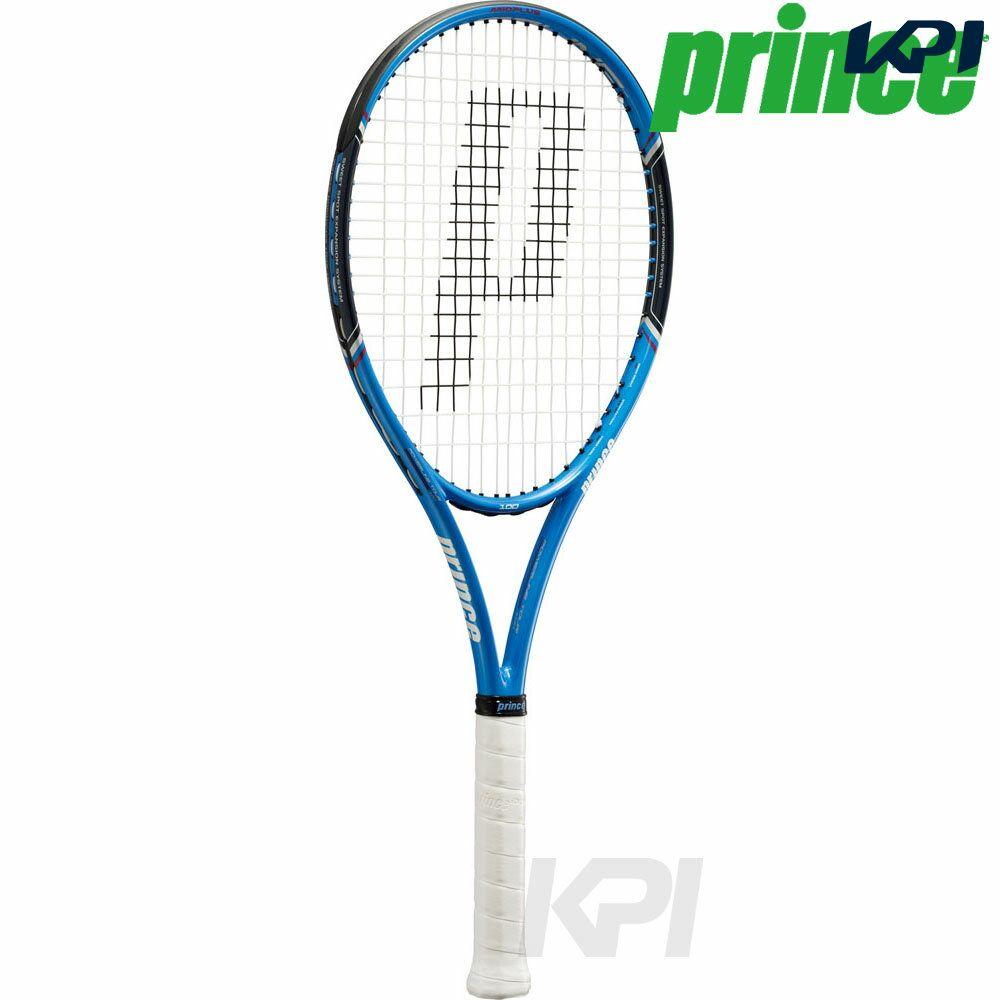 「2017新製品」「ガット張り上げ済み」Prince(プリンス)[POWER LINE TOUR 100(パワーラインツアー100) ST 7TJ033]硬式テニスラケット