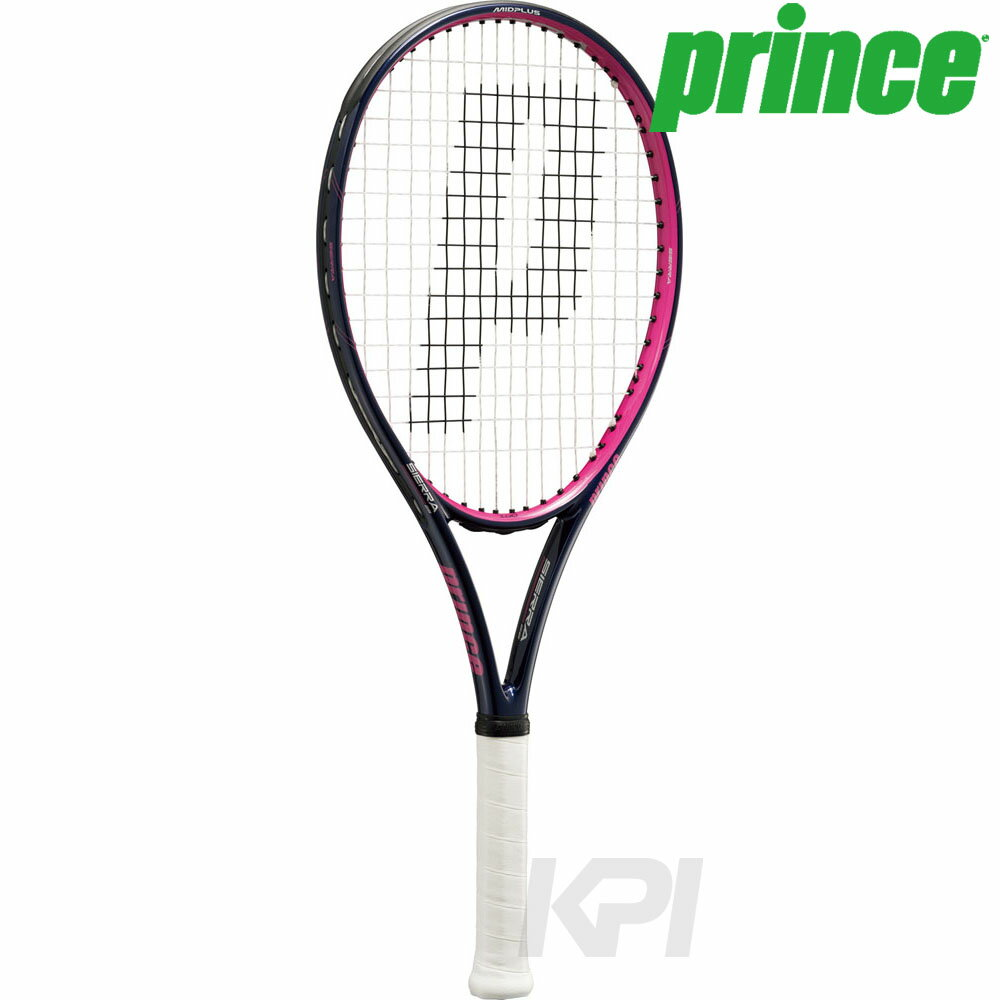 【全品10%OFFクーポン対象】「ガット張り上げ済み」Prince(プリンス)[SIERRA 26(シエラ26) 7TJ051]ジュニアテニスラケット