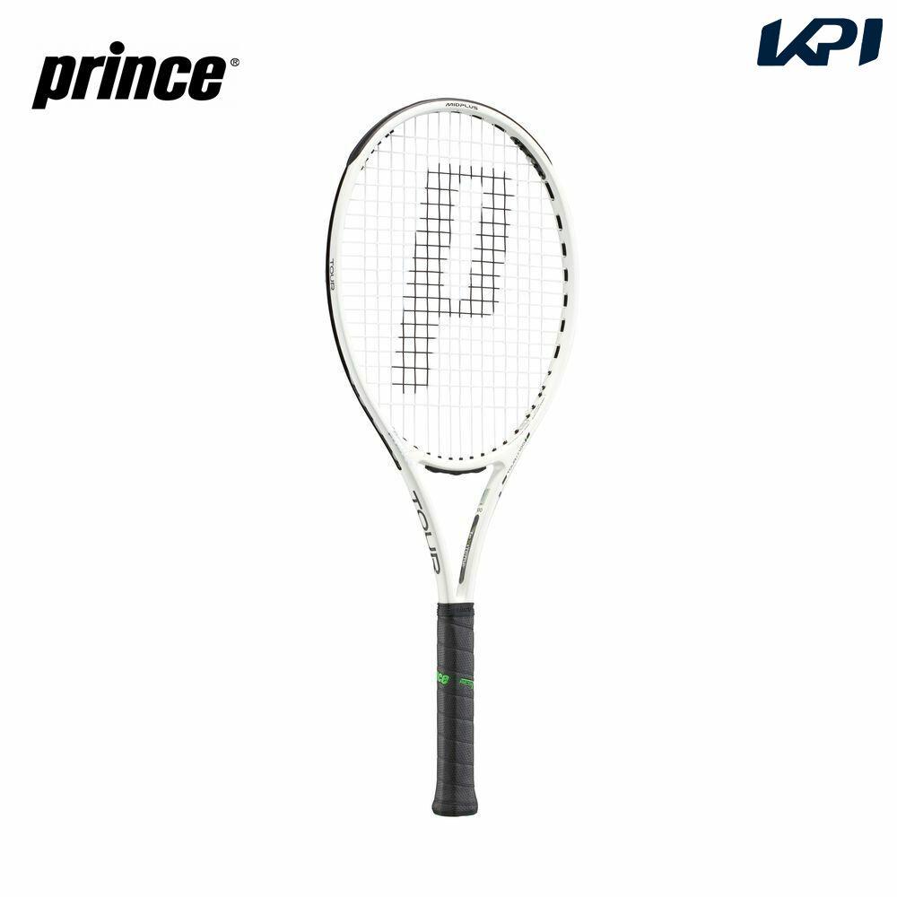 【送料無料】 【対象ラケット20%OFFクーポン▼フレームのみ特典~10/11】プリンス Prince テニス硬式テニスラケット TOUR O3 100 (290g) '21 ツアー オースリー 100 7TJ124 フレームのみ