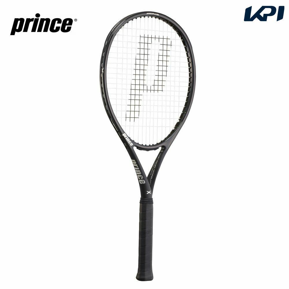 【全品10%OFFクーポン対象】プリンス Prince 硬式テニスラケット X 100 TOUR LEFT エックス100ツアー レフト(左利き用) 7TJ093