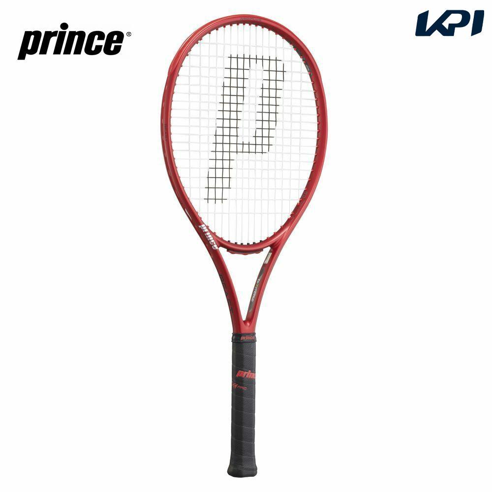 【10000円以上で1000円引クーポン対象】プリンス Prince テニス硬式テニスラケット BEAST 100 ビースト100 (280g) 7TJ100