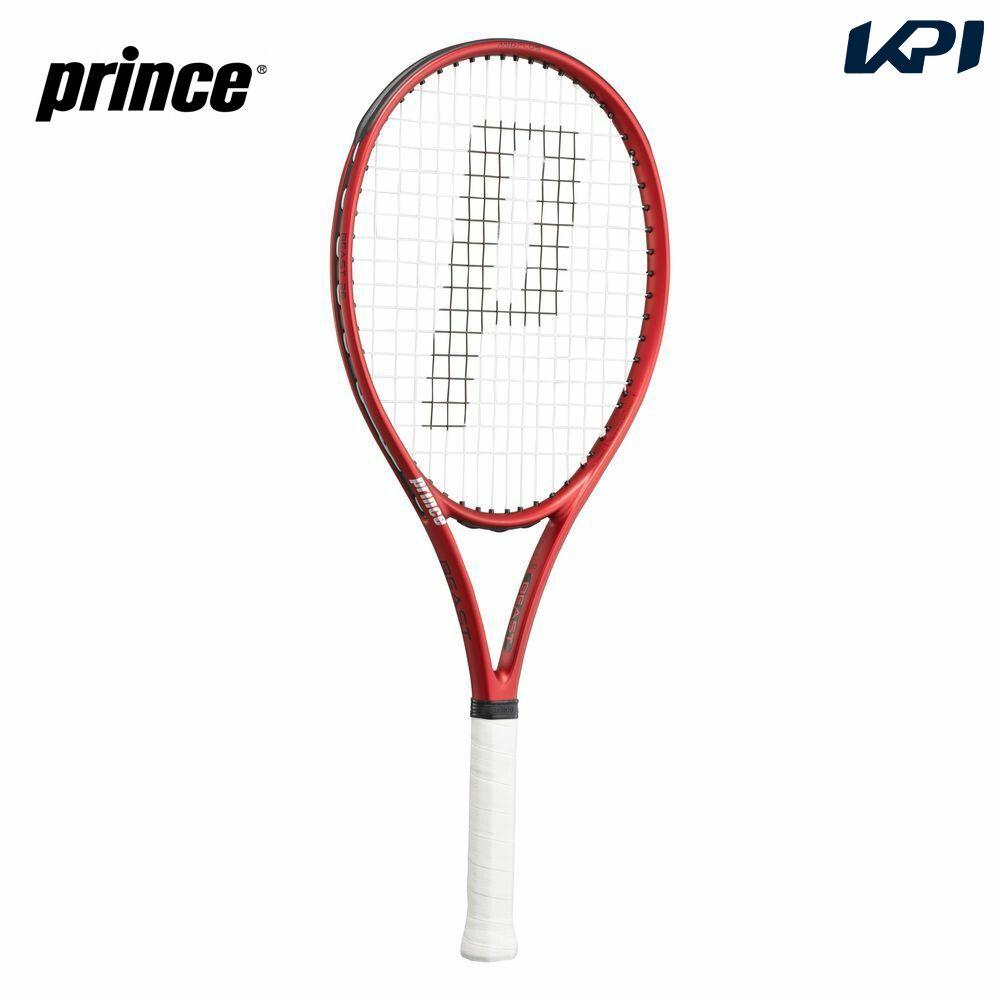 【全品10%OFFクーポン対象】「ガット張り上げ済み」プリンス Prince ジュニアテニスラケット BEAST 26 ビースト26 7TJ104