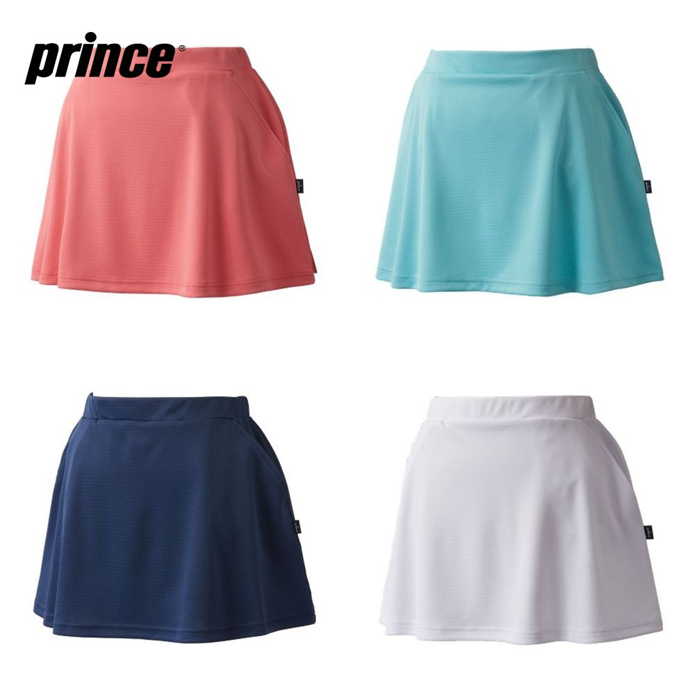 【全品10%OFFクーポン対象】プリンス Prince テニスウェア レディース スカート WL9343 2019FW