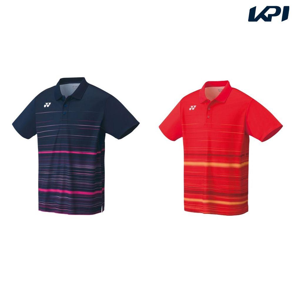 【全品10%OFFクーポン対象】ヨネックス YONEX テニスウェア メンズ ゲームシャツ(フィットスタイル) 10282 2019SS[ポスト投函便対応]