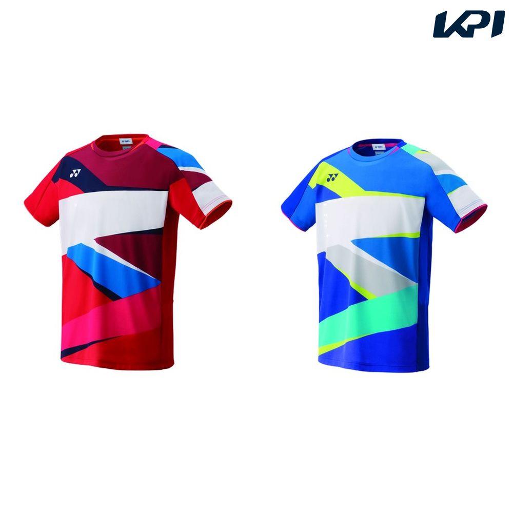 【全品10%OFFクーポン対象】ヨネックス YONEX バドミントンウェア メンズ ゲームシャツ(フィットスタイル) 10309 2019SS[ポスト投函便対応]