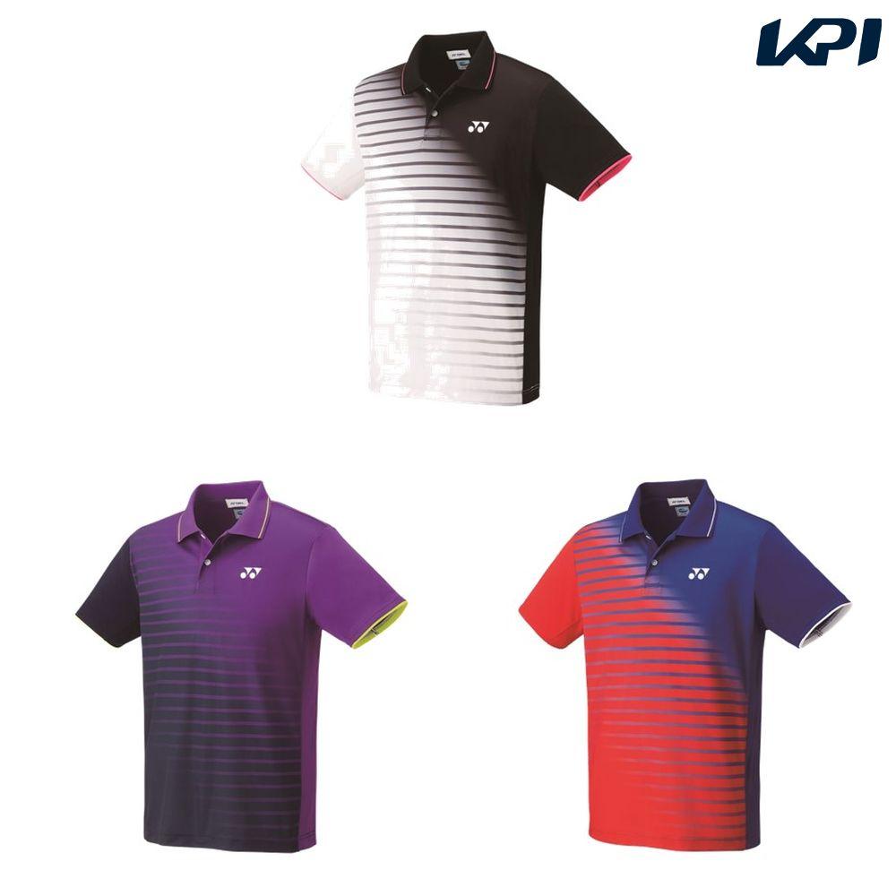 【全品10%OFFクーポン対象】ヨネックス YONEX テニスウェア ユニセックス ゲームシャツ(フィットスタイル) 10313 2019SS[ポスト投函便対応]
