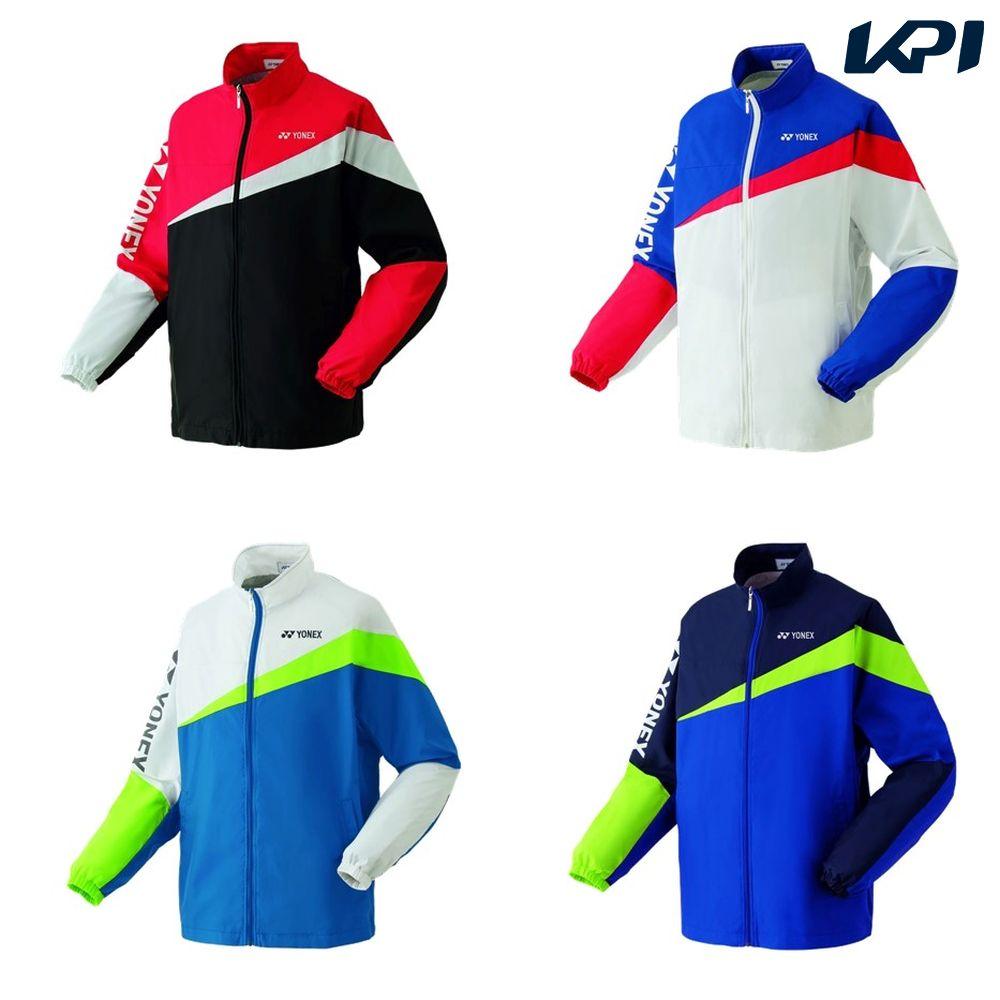 【全品10%OFFクーポン対象】ヨネックス YONEX テニスウェア ジュニア 裏地付ウォームアップシャツ 52020J 2019SS