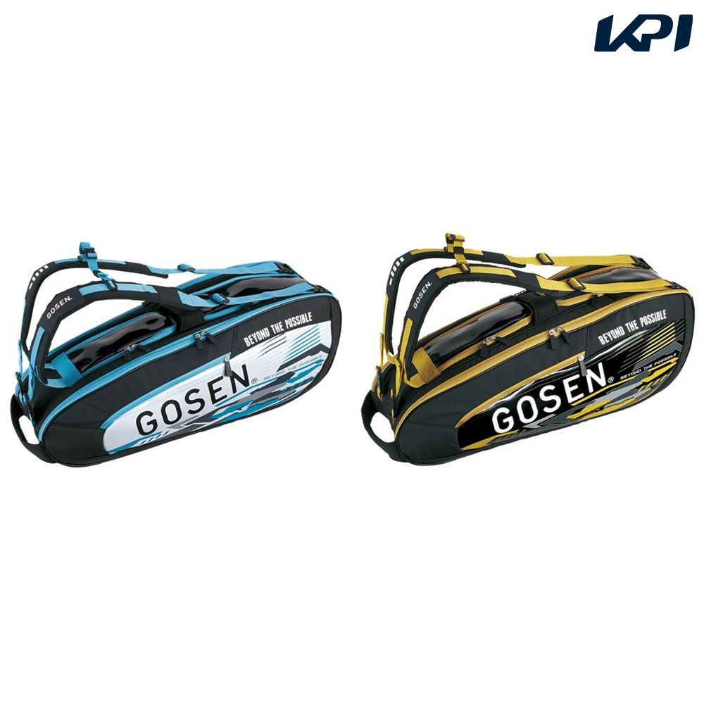 GOSEN テニスバッグ・ケース ラケットバッグPro4 【10%OFFクーポン】ゴーセン BA19PR4