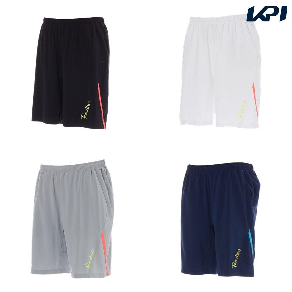【全品10%OFFクーポン対象】パラディーゾ PARADISO テニスウェア メンズ ショートパンツ NCM02S 2019SS[ポスト投函便対応]