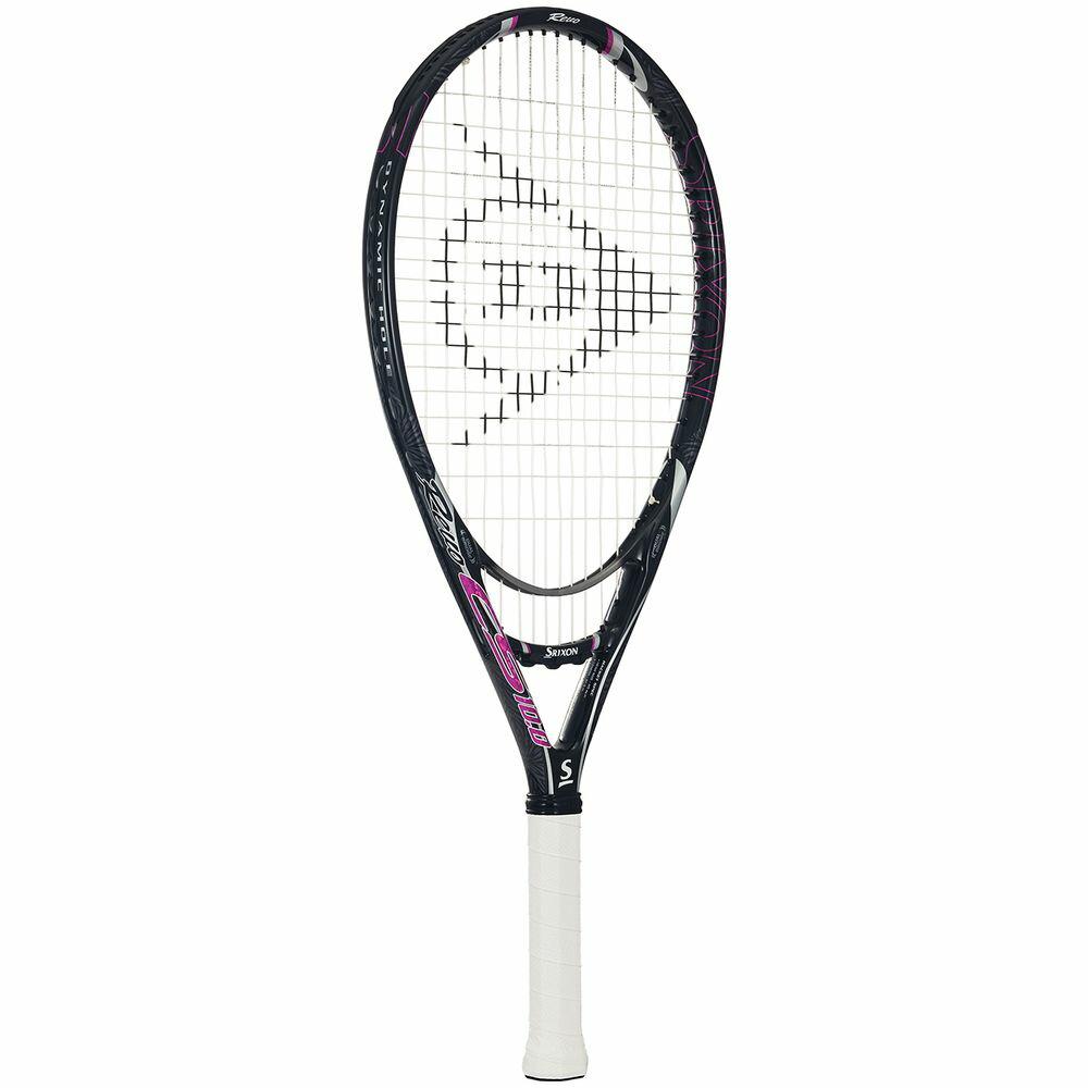 【全品10%OFFクーポン対象】「あす楽対応」スリクソン SRIXON 硬式テニスラケット REVO CS10.0 レヴォ CS10.0 ブラック 数量限定カラー SR21900 『即日出荷』
