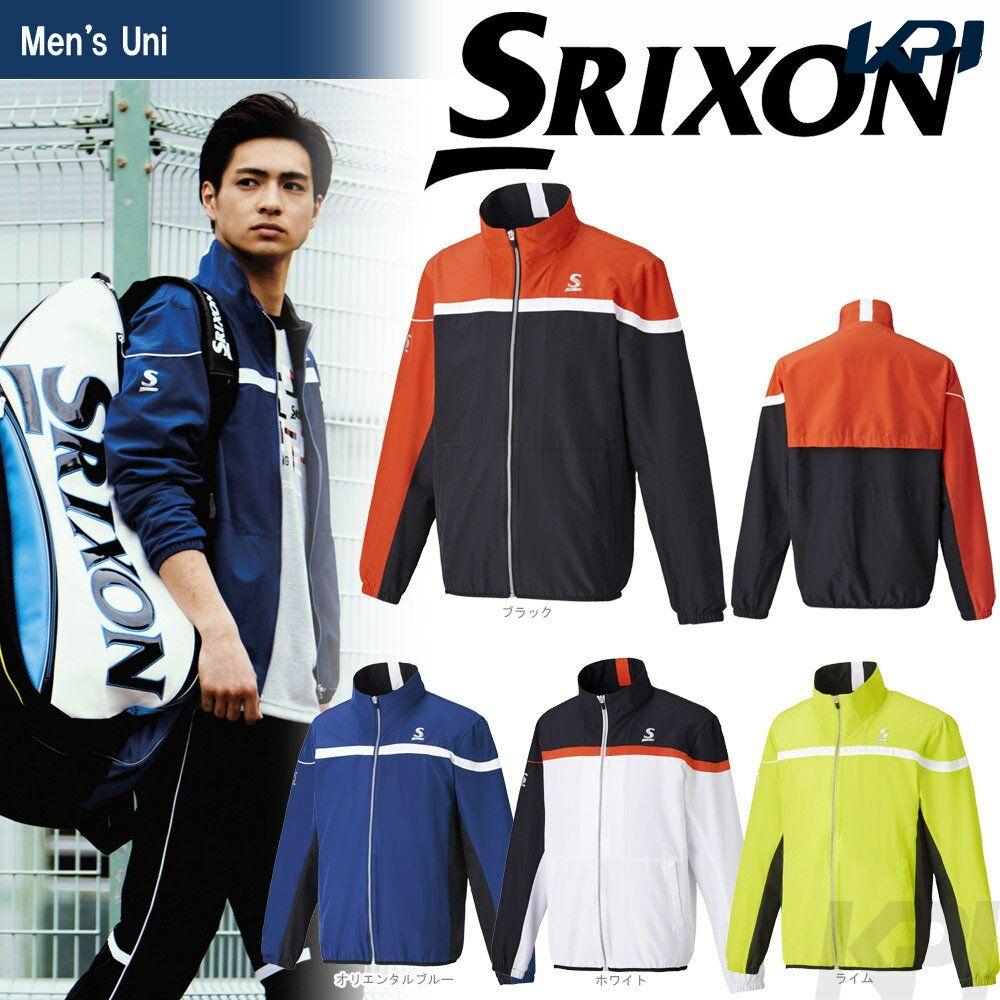 『10%OFFクーポン対象』「2017新製品」SRIXON(スリクソン)「UNISEX TOUR LINE ヒートナビジャケット SDW-4740」テニスウェア「2017FW」【2019春ダンロップ・スリクソンフェスタ】