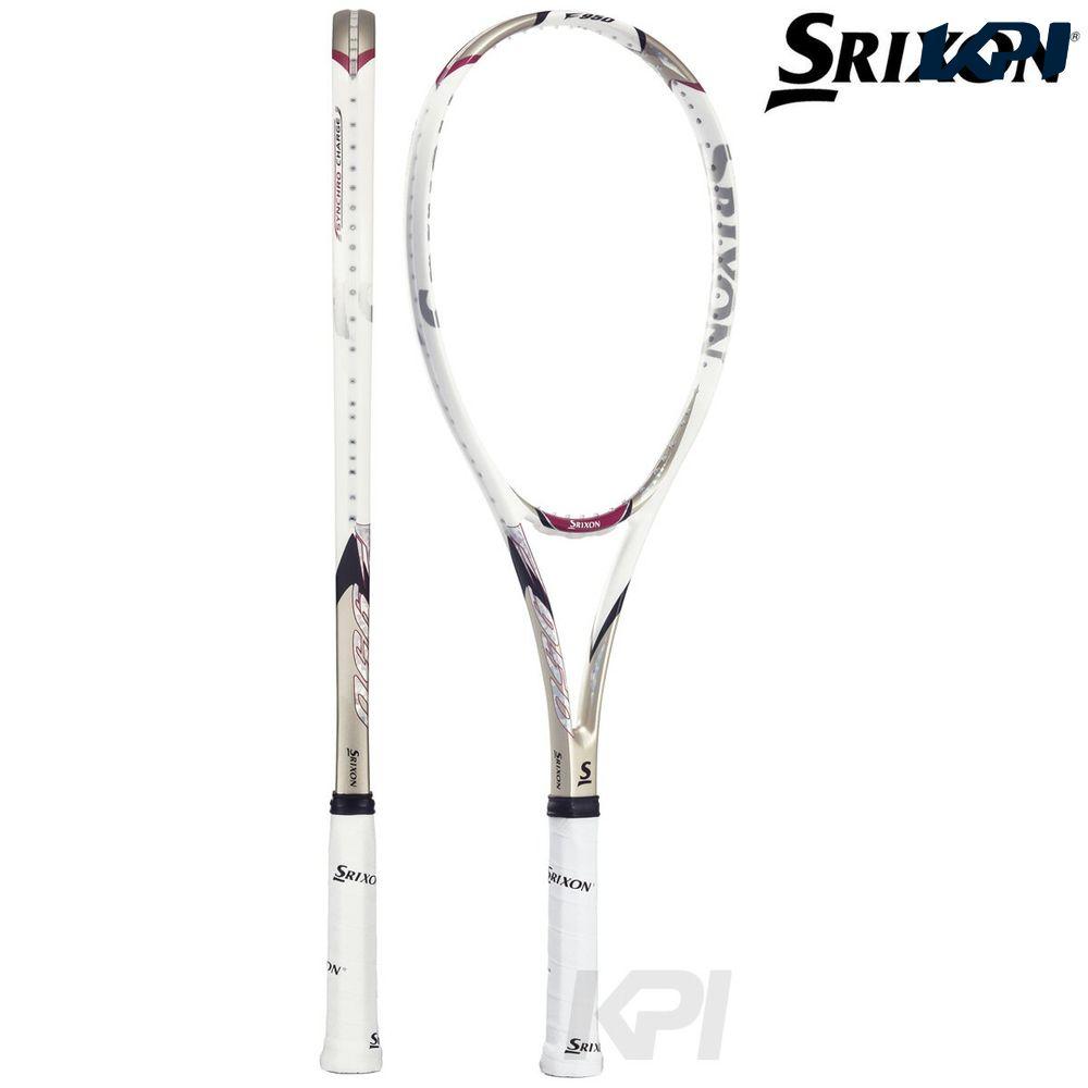 『10%OFFクーポン対象』「2017新製品」SRIXON(スリクソン)「SRIXON F 950(スリクソン F 950) SR11706」ソフトテニスラケット