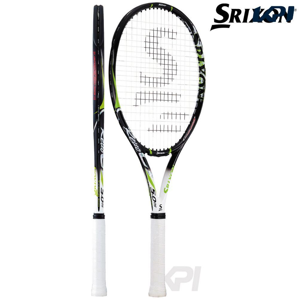 【1000円引クーポン対象】SRIXON(スリクソン)【SRIXON REVO CV 5.0 OS(スリクソンレヴォ 5.0 OS) SR21604】硬式テニスラケット【KPI】【2019春ダンロップ・スリクソンフェスタ】