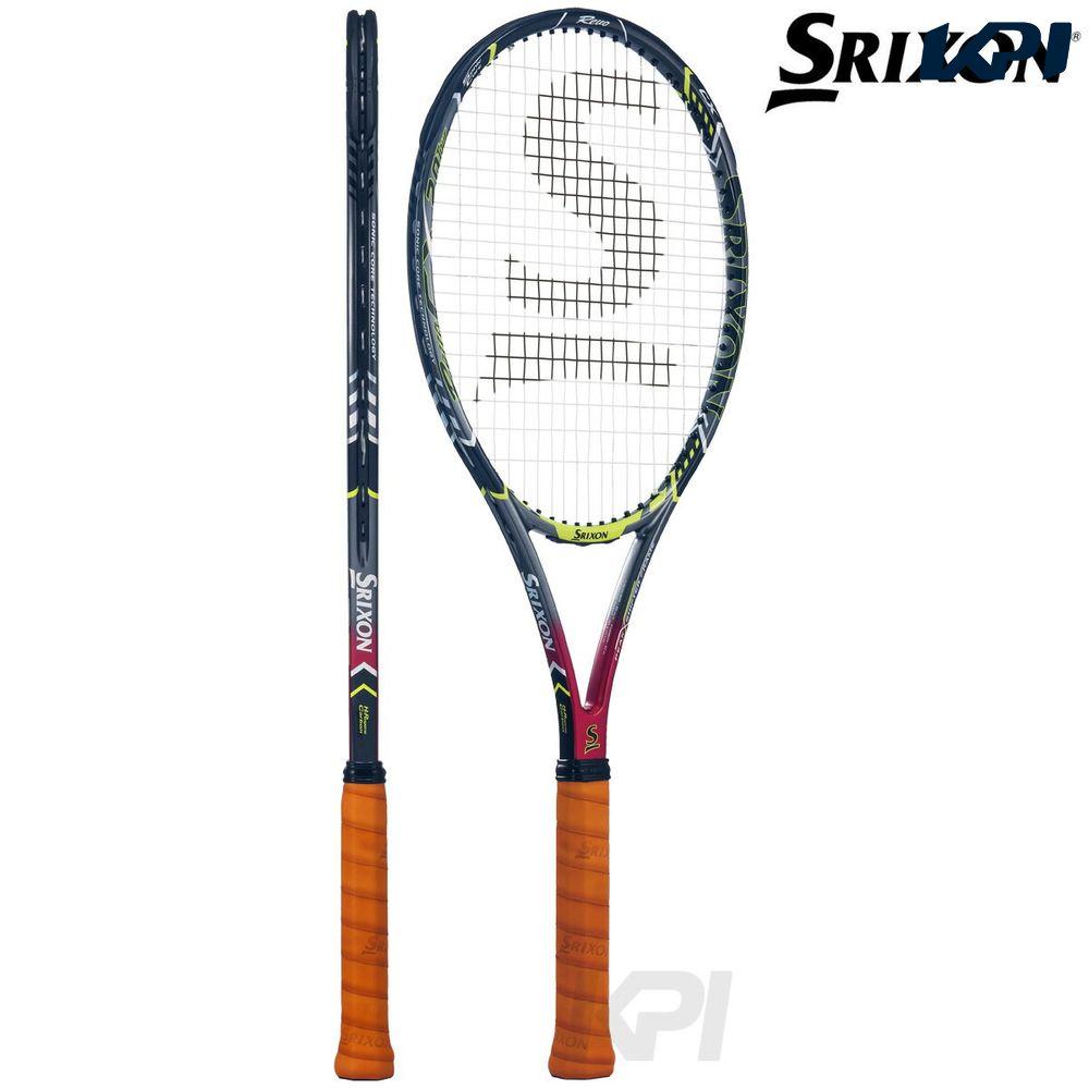 【1000円クーポン対象】「2017新製品」SRIXON(スリクソン)「SRIXON REVO CX 2.0 TOUR 18x20(スリクソン レヴォ CX 2.0 ツアー) SR21701」硬式テニスラケット (スマートテニスセンサー対応)