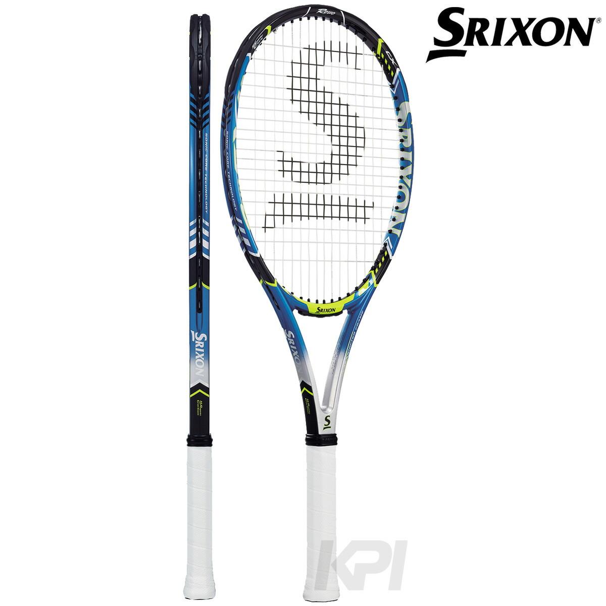 【10000円以上で1000円引クーポン対象】「あす楽対応」SRIXON(スリクソン)「SRIXON REVO CX 4.0(スリクソン レヴォ CX 4.0) フレームのみ SR21706」硬式テニスラケット 『即日出荷』