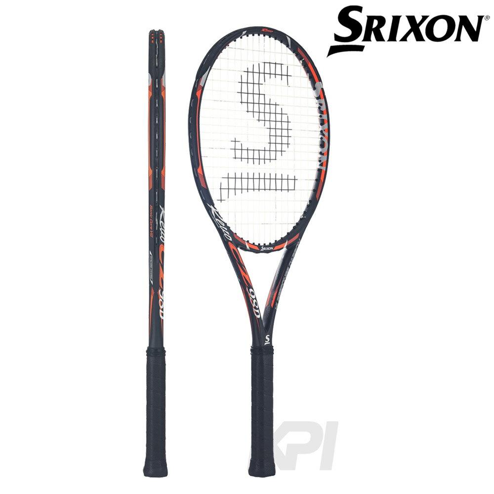 「2017新製品」SRIXON(スリクソン)「SRIXON REVO CZ 98D(レヴォCZ98D) SR21711」硬式テニスラケット【2019春ダンロップ・スリクソンフェスタ】