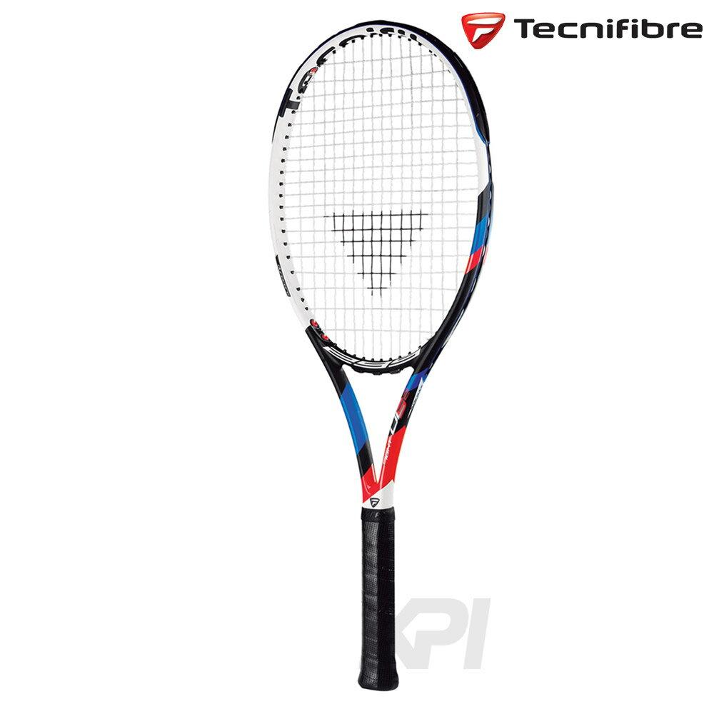 【10%OFFクーポン対象】Tecnifibre(テクニファイバー)「T-FIGHT295dc(ティーファイト295dc) BRTF94」硬式テニスラケット【KPI】