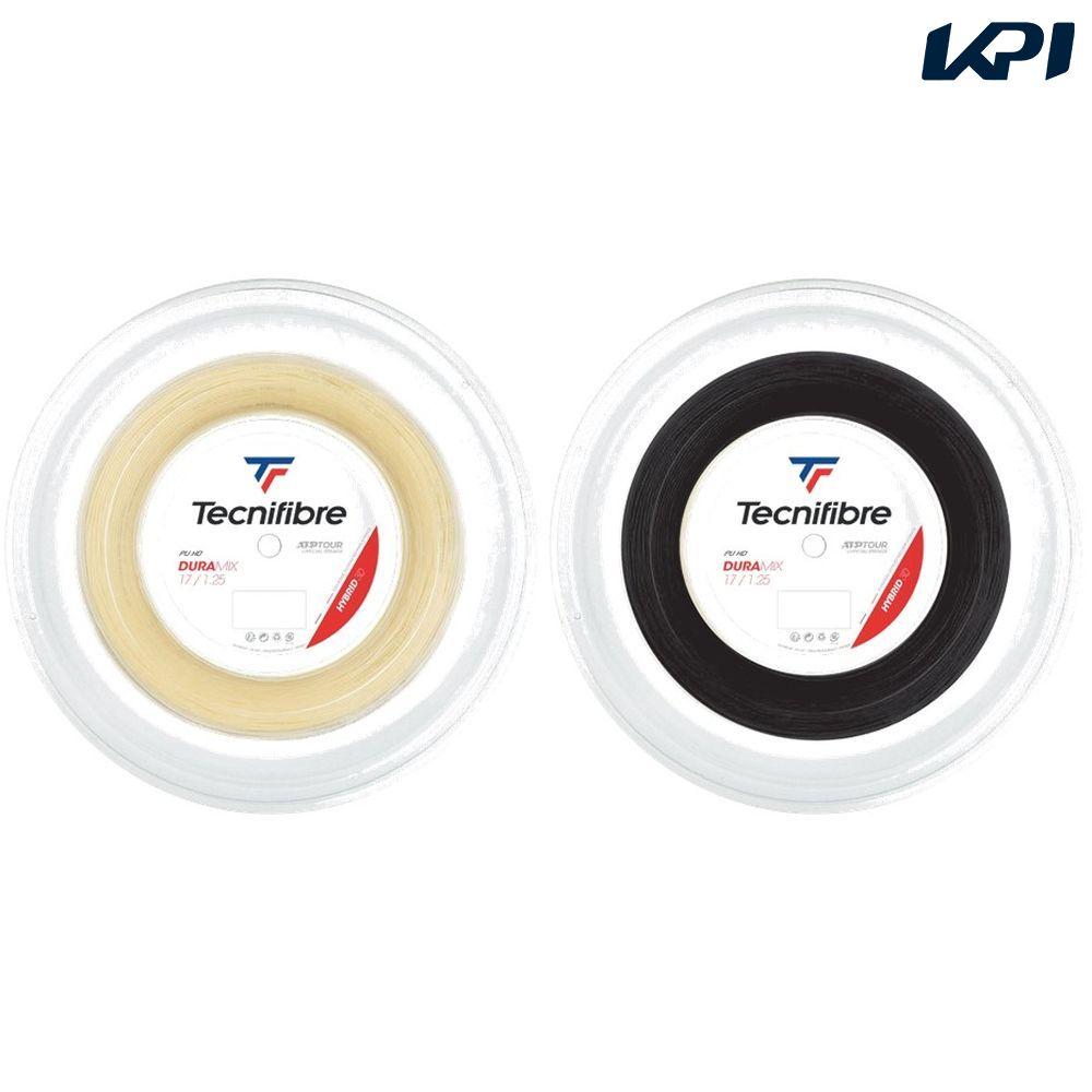 送料無料 全品10%OFFクーポン テクニファイバー Tecnifibre テニスガット ストリング DURAMIX 200mロール 1.25mm 国内送料無料 安心と信頼 デュラミックス TFSR302 TFR300