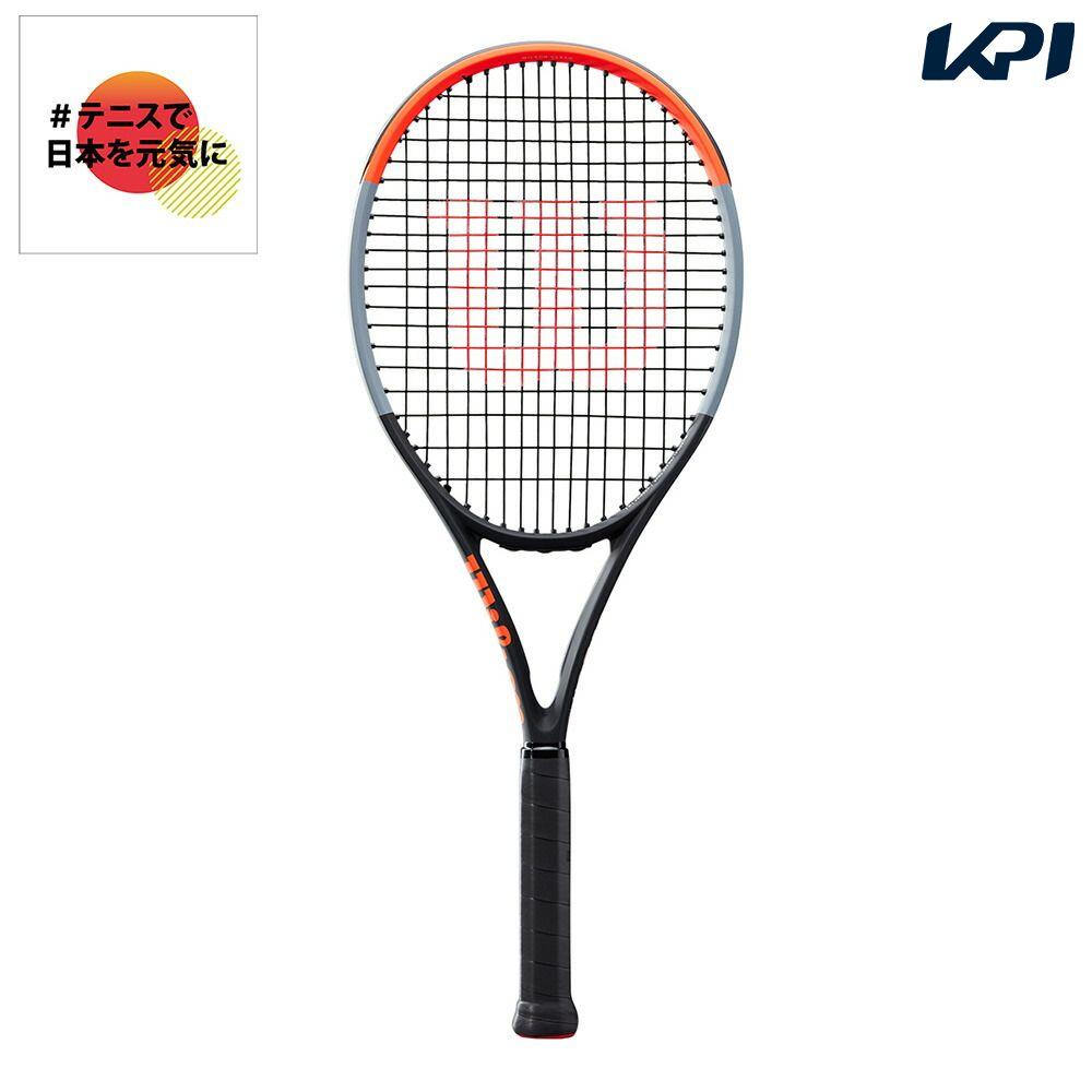 ウイルソン Wilson テニス硬式テニスラケット CLASH 100 クラッシュ100 WR005611S
