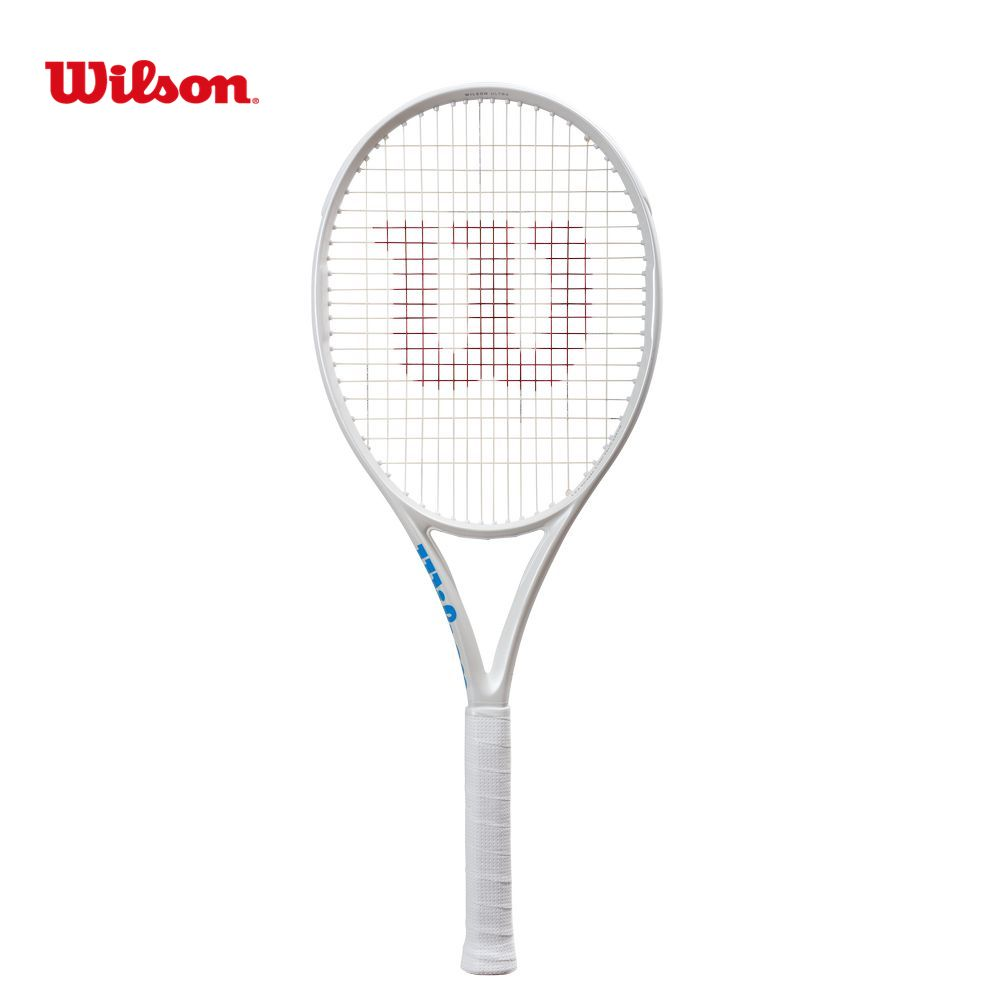 【全品10%OFFクーポン対象】「あす楽対応」ウイルソン Wilson 硬式テニスラケット ULTRA 100L White in White ウルトラ100L ホワイトインホワイト WR011111S【ウイルソンラケットセール】『即日出荷』