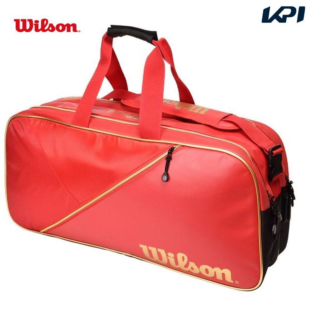 ウイルソン Wilson テニスバッグ・ケース RECTANGLE BAG IV JPN RD WR8002101001