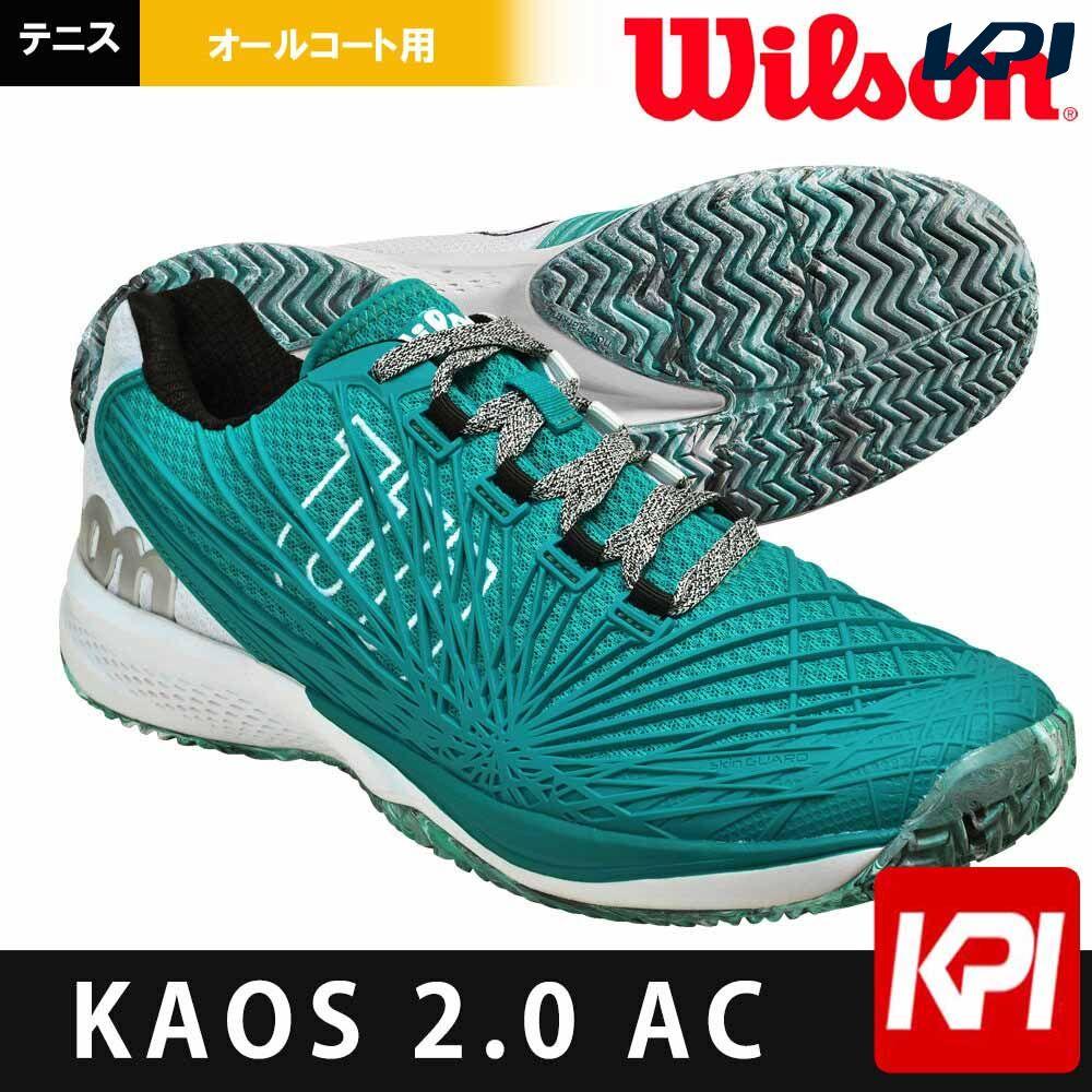 【最大4500円クーポン】ウイルソン Wilson テニスシューズ メンズ KAOS 2.0(ケイオス 2.0) WRS323530 オールコート用