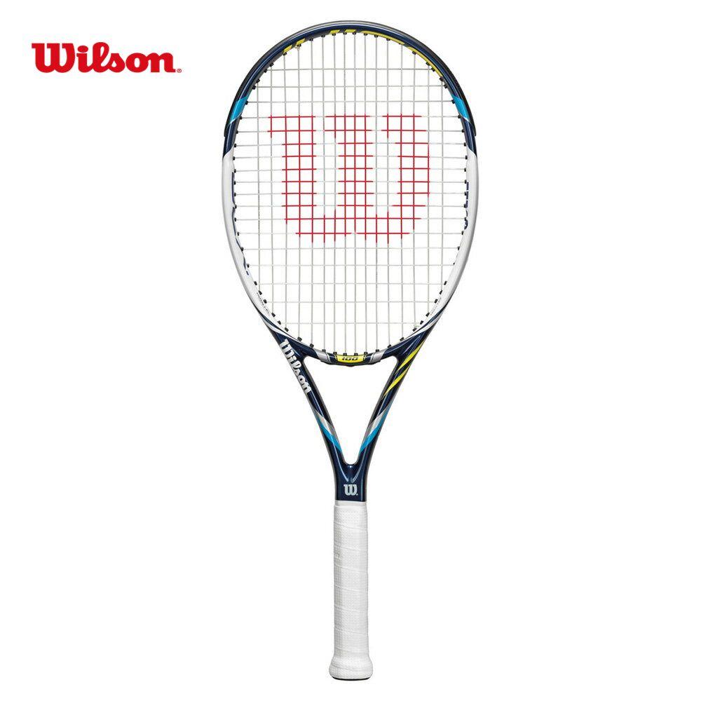 Wilson(윌슨) 「주스 100(JUICE 100) WRT719020」경식 테니스 라켓 「대응」