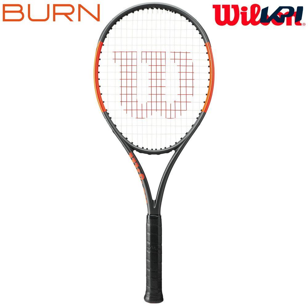 「あす楽対応」Wilson(ウイルソン)「BURN 100 ULS(バーン100 ULS) WRT734610」硬式テニスラケット『即日出荷』