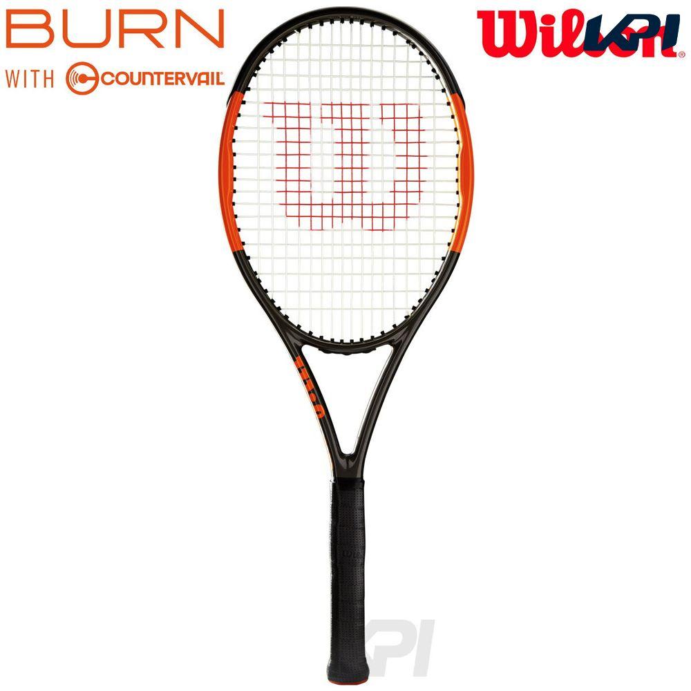 【1000円引クーポン対象】「あす楽対応」Wilson(ウイルソン)「BURN 95J COUNTERVAIL(バーン95J カウンターヴェイル) WRT735510」硬式テニスラケット 『即日出荷』