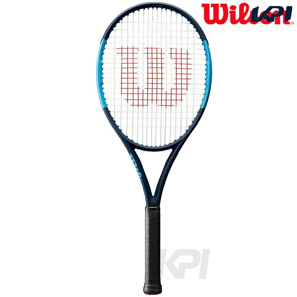 【全品10%OFFクーポン】「2017新製品Wilson(ウイルソン)「ULTRA 100 L(ウルトラ100L) WRT737420」硬式テニスラケット