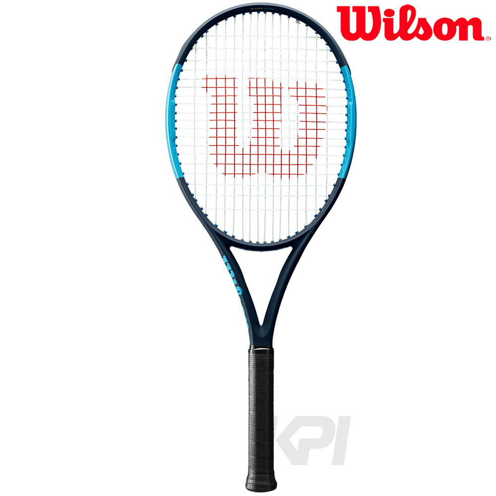 『10%OFFクーポン対象』「2017新製品Wilson(ウイルソン)「ULTRA 100 UL(ウルトラ100UL) WRT737520」硬式テニスラケット