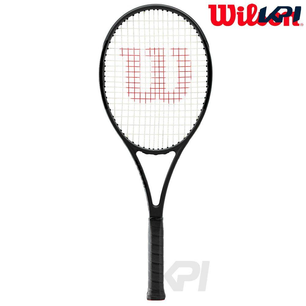 『10%OFFクーポン対象』Wilson(ウィルソン)「PRO STAFF 97L CV(プロスタッフ97L CV) WRT739220」硬式テニスラケット