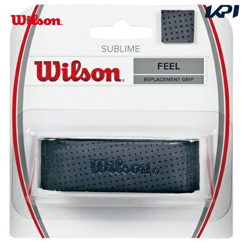 全品10%OFFクーポン 売り出し ~9 舗 12 Wilson ウイルソン サブライム SUBLIME WRZ4202 リプレイスメントグリップテープ