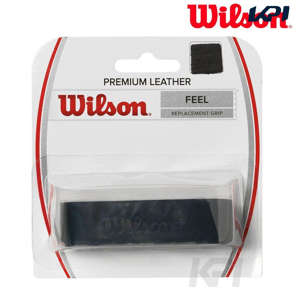 全品10%OFFクーポン~9 26 格安激安 Wilson ウイルソン PREMIUM リプレイスメントグリップテープ LEATHER 中古 プレミアムレザー WRZ470300