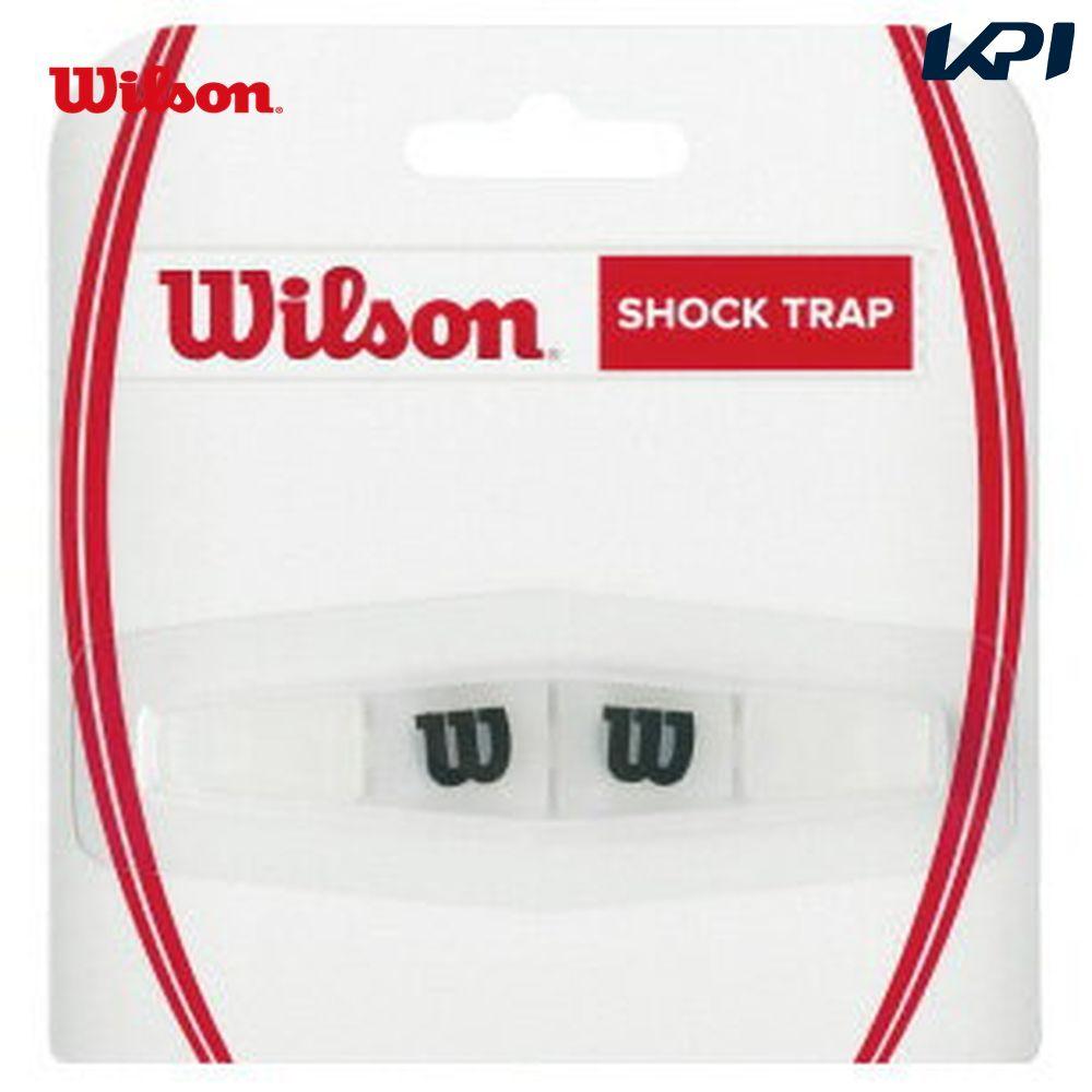 全品10%OFFクーポン ~9 12 Wilson 期間限定特価品 振動止め ショック ウイルソン トラップ ついに再販開始