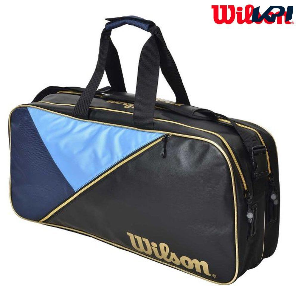 ウイルソン Wilson テニスバッグ・ケース テニスバッグ RECTANGLE BAG IV ネイビー WRZ894500