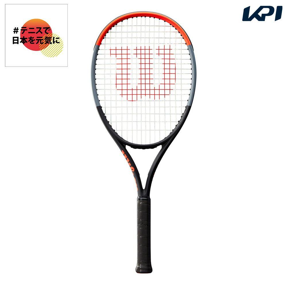 【全品10%OFFクーポン対象】ウイルソン Wilson テニス硬式テニスラケット CLASH 108 クラッシュ108 WR008811S