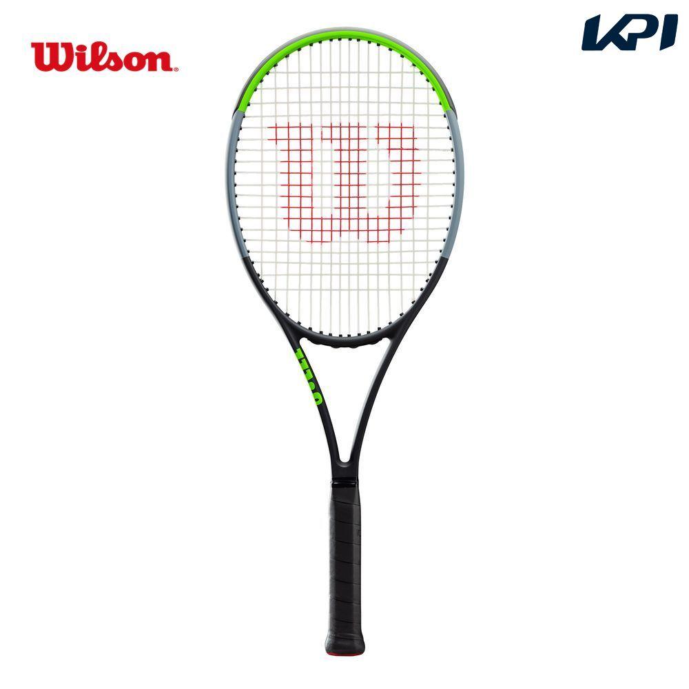【最大2000円クーポン対象】ウイルソン Wilson 硬式テニスラケット BLADE 98 16×19 V7.0 ブレード98 16×19 WR013611S