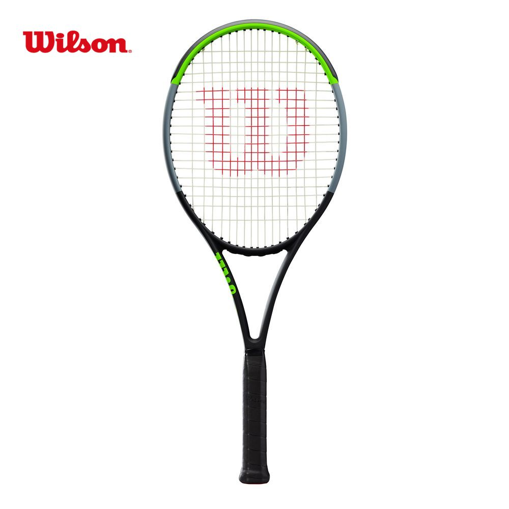 【全品10%OFFクーポン対象】ウイルソン Wilson 硬式テニスラケット BLADE 100L V7.0 WR014011S ブレード100L