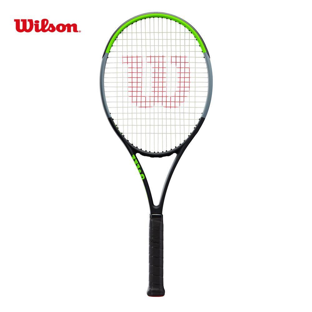 【10000円以上で1000円引クーポン対象】ウイルソン Wilson 硬式テニスラケット BLADE 104 SW CV V7.0 ブレード104 SW CV セレナ・ウィリアムズ・モデル WR014211S