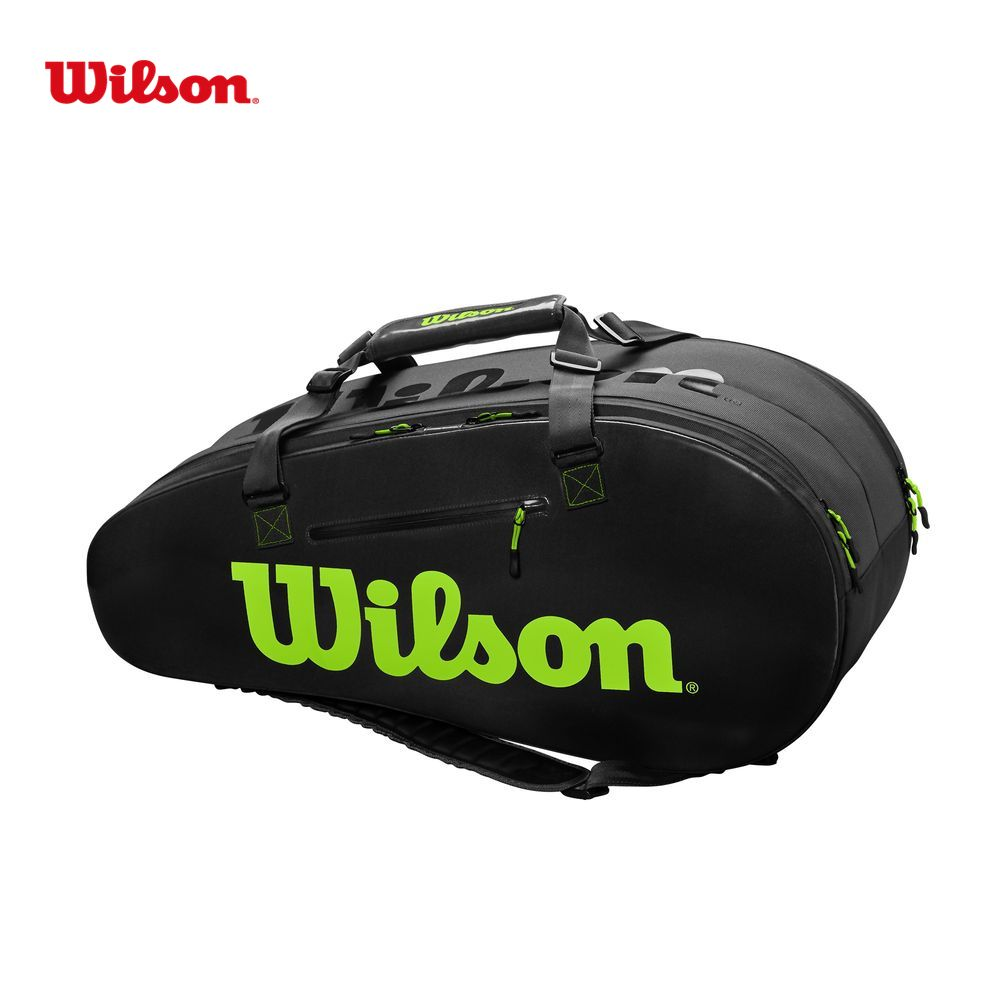 【10000円以上で1000円引クーポン対象】ウイルソン Wilson テニスバッグ・ケース SUPER TOUR 2 COMP LARGE WR8004201001