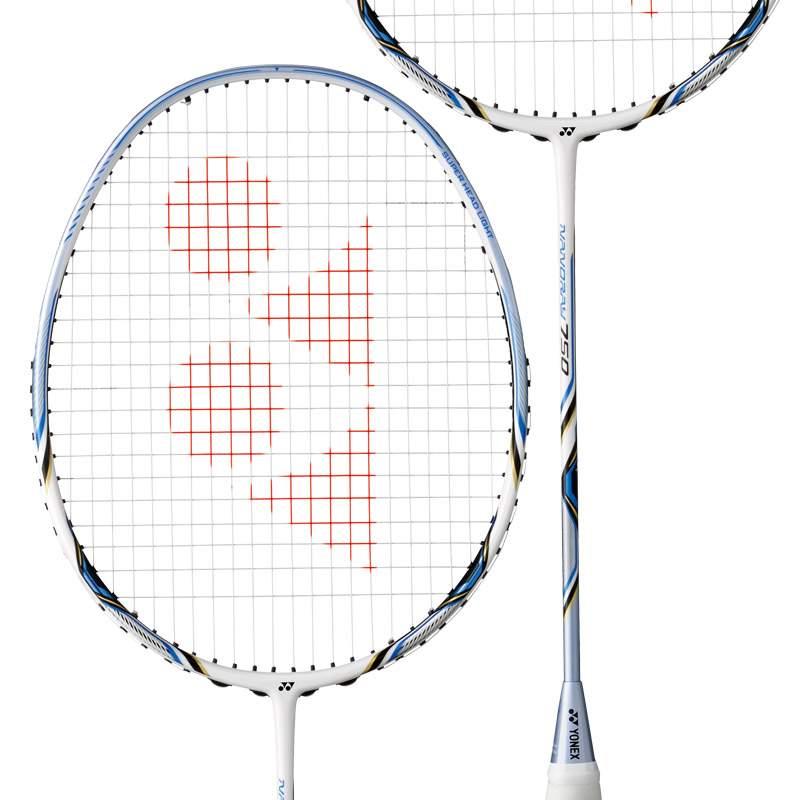 """""""2017 models"""" """"new design"""" YONEX (Yonex) """"NANORAY 750 (nano lei 750) NR750-049"""" badminton racket"""