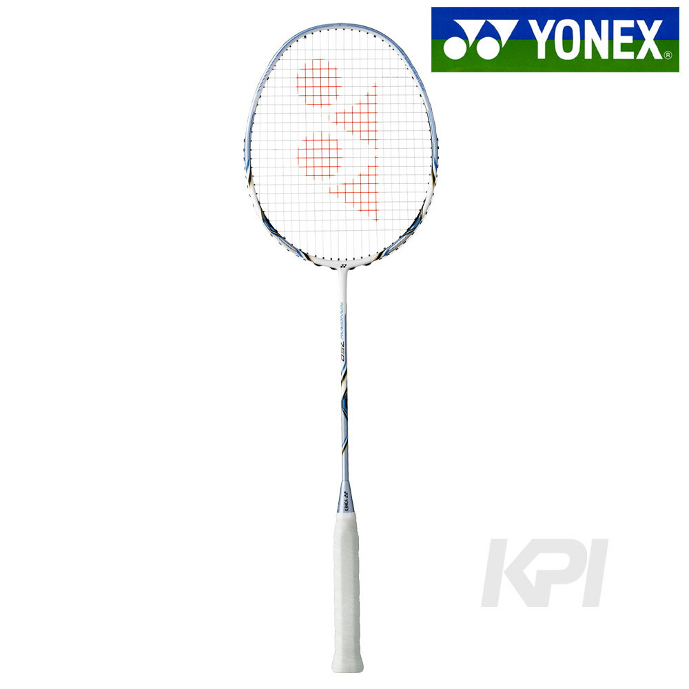 """""""2017型号""""""""新设计""""YONEX(尤尼克斯)""""NANORAY 750(纳米花环750)NR750-049""""羽毛球球拍"""