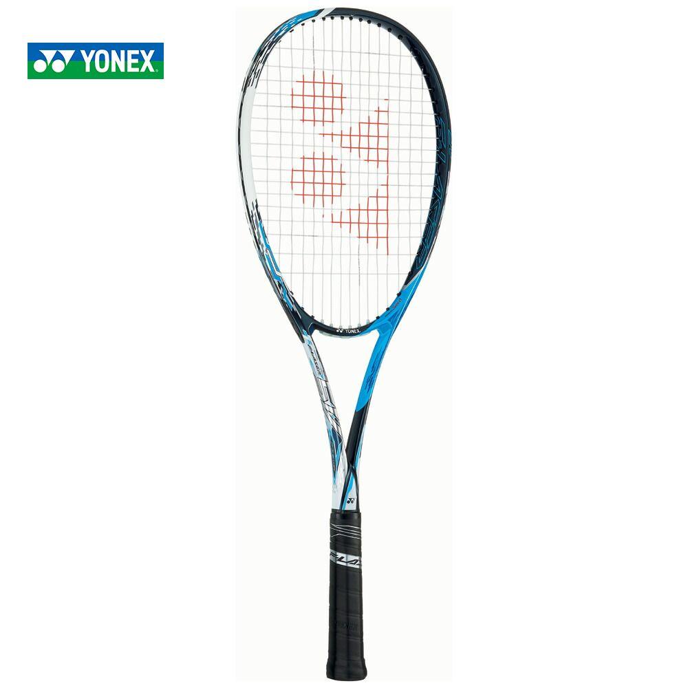 【10000円以上で1000円引クーポン対象】ヨネックス YONEX ソフトテニスラケット F-LASER 5V エフレーザー5V FLR5V-786 ブラストブルー 2019年新色「カスタムフィット対応(オウンネーム可)」
