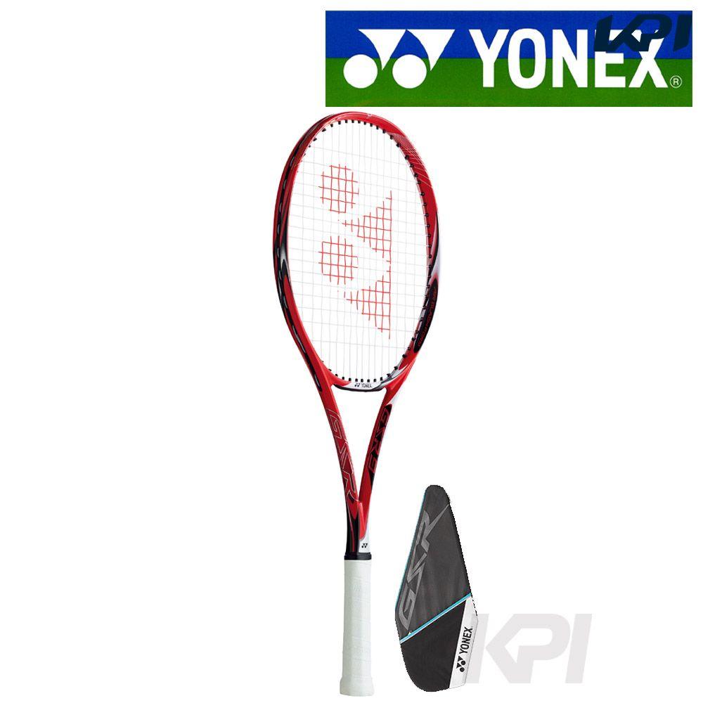 【全品10%OFFクーポン対象】「新デザイン」YONEX(ヨネックス)「GSR9(ジーエスアール9) GSR9」ソフトテニスラケット【KPI】「カスタムフィット対応(オウンネーム可)」