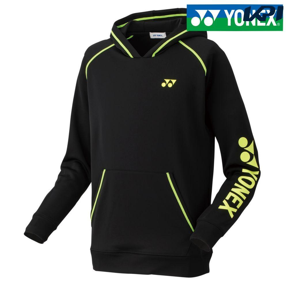 ヨネックス YONEX テニスウェア ユニセックス ユニスウェットパーカー 32021-007 2018SS