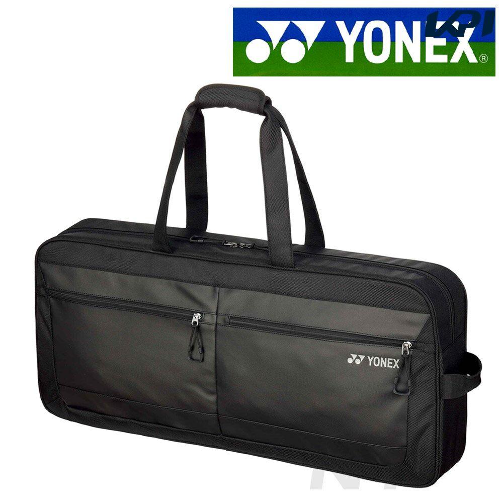 【全品10%OFFクーポン対象】YONEX(ヨネックス)「トートバッグワイド(テニス2本用) BAG1851W」テニスバッグ
