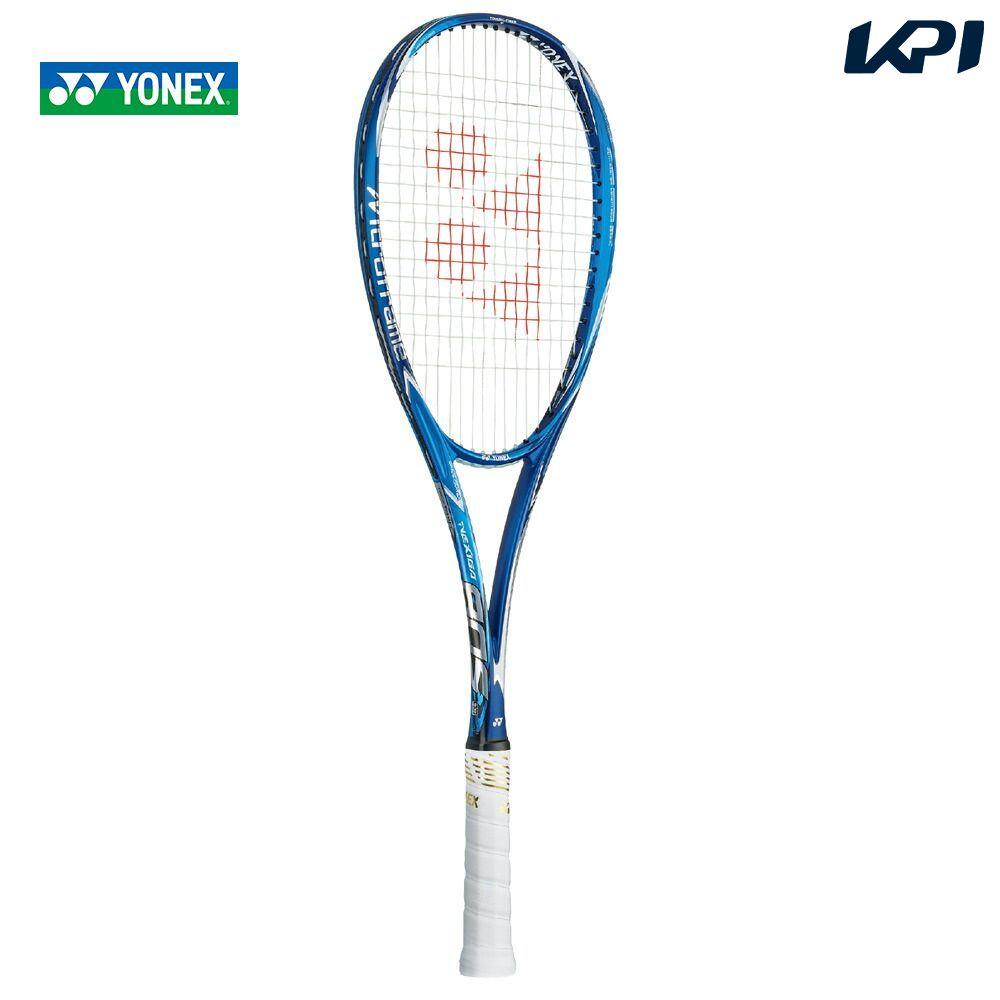 YONEX ヨネックス NEXIGA 80S ネクシーガ80S インフィニットブルー NXG80S-506 ソフトテニスラケット【フレッシュキャンペーン対象】