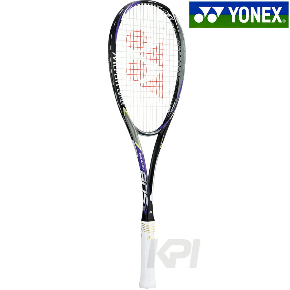 """It is going to be received in August on the next time ※ reservation"" ""2017 new product"" YONEX (Yonex) ""NEXIGA 80S (ネクシーガ 80S) NXG80S"" software tennis racket"
